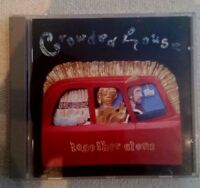 """Crowded House """"together alone"""" CD 1993 CAPITOL RECORDS"""
