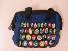 Bingo Tote Bag in Blue! Stylish purse style bag that holds 6 daubers