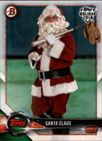 2018 Topps Bowman Holiday MLB Baseball Base Singles (Pick Your Cards)