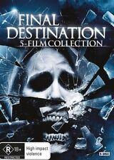 Final Destination (DVD, 2017, 5-Disc Set)