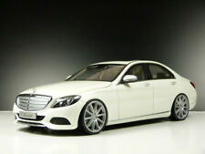 Mercedes-Benz C-Klasse, 1:18, weiß – OVP + Tuning