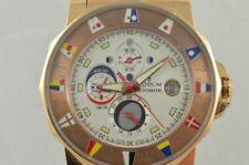 Corum Admirals Cup Regatta Automatic 977.630.55 1 23/32in 18K 750 Solid Gold