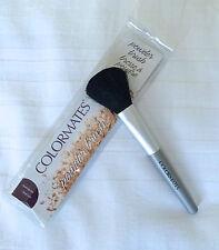 Colormates Powder Blusher Bronzer Soft Bristle Brush Pro Professional Cosmetics