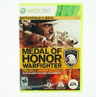 Medal of Honor Warfighter Project Honor Edition: Xbox 360 [Factory Refurbished]