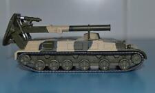 1/72 diecast Soviet tank model 2S4 Tulip & magazine 16 Eaglemoss