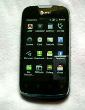 Huawei U8652 Fusion AT&T Cell Phone *Excellent*