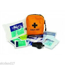 Treehog First aid kit - 1 man - harness first aid kit, includes a whistle.