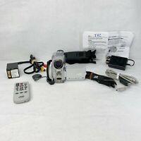 JVC GR D290U Mini DV Digital Video Camera Camcorder Video Recorder Tested Works