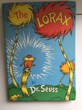 First Edition UK 1972 The Lorax Dr Seuss Very Rare Collectable