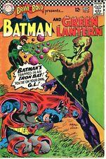 THE BRAVE AND THE BOLD #69 - DC - Silver Age Comic Book - Batman, Green Lantern