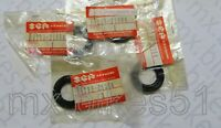 09283-21004-000  Lot de 4 joints spi 21X35X5 (oil seal) SUZUKI