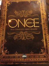 Once Upon a Time: The Complete First Season (DVD, 2012, 5-Disc Set) LTD EDT BONU