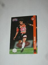 TRIKI   FC LORIENT   Carte football card FRANCE FOOT DS 1998-1999 panini