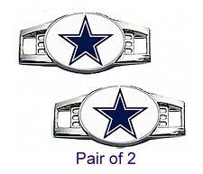 Dallas Cowboys Shoe Charms / Paracord Charms