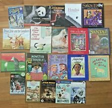 Lot 20 ACCELERATED READERS Picture Books 3rd - 4th Grade Most AR 3.0 -5.0