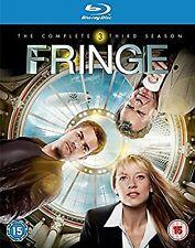 Fringe: Season 3 [Blu-ray] [2008] [2011] [Region Free], , Used; Very Good Blu-ra