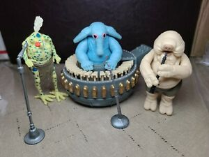 Vintage Star Wars - Sy Snootles and The Max Rebo Band All Original ROTJ 1983