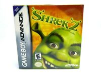 Nintendo GameBoy Advance Shrek 2