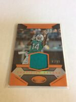 2016 Panini Certified Jarvis Landry GU Jersey (SEPT 20 2015) Dolphins /99