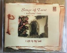 Songs Of Taize Volume 2 - I Lift Up My Soul (2 Disc Set) VGC