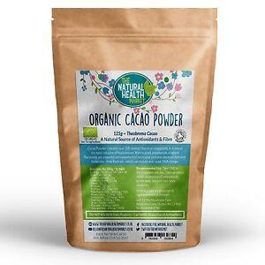 Organic Raw Cacao Powder High Quality Peruvian Cocoa / Criollo Certified Organic
