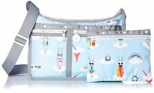 LeSportsac Fifi Lapin xxx, Day Dreaming Deluxe Everyday Crossbody Bag Free Ship