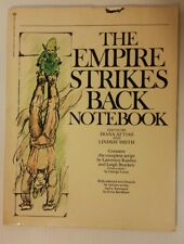 The Empire Strikes Back Notebook PB 1st Edition D. Attias L. Smith. Star Wars