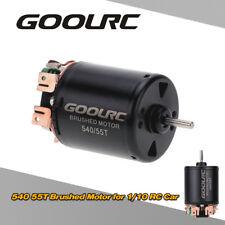 High Quality Original GoolRC 540/55T Brushed Motor for 1/10 RC Car US CN M6V0