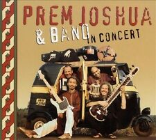 FREE US SHIP. on ANY 2 CDs! ~Used,VeryGood/Good CD Prem Joshua, Band: In Concert
