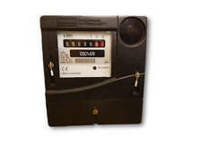 Electricity Power Consumption Check Meter Single Phase Schlumberger SPB01 100Amp