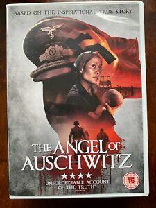 Angel of Auschwitz DVD 2018 True Life World War II WW2 Holocaust Drama Movie