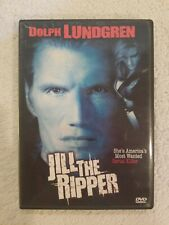 Jill the Ripper on DVD Dolph Lundgren, Anthony Hickox TESTED RARE free shipping