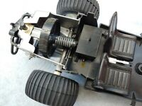ONE PIECE McCoy 60 size car wheel rear inner picture shows both sides