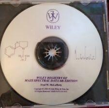 WILEY REGISTRY of Mass Spectral Data 6th Edition