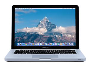 "Apple 13"" MacBook Pro -CERTIFIED REFURBISHED- Core i5 2.3GHz 4GB RAM 128GB SSD"