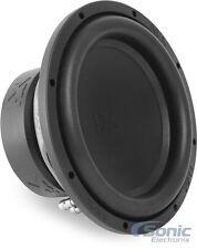 "NVX VSW104V2 500W RMS 10"" VS-Series V2 Dual 4-ohm Car Subwoofer Car Audio Sub"
