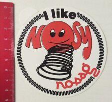 Autocollant/sticker: I Like Nosy Nosag (210416143)