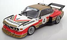 Minichamps 1976 BMW 3.5 CSL Gruppe 5 Winner 6h Silverstone #4 1:18 *New!