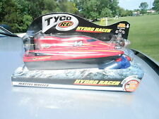 2000 Tyco R/C Hydro Racer Radio Control Red Boat Mattel New MIP (S5)