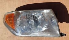 MITSUBISHI PININ RIGHT HAND OFF SIDE HEADLIGHT CHROME 99226-80008
