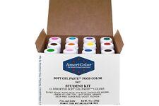 AmeriColor Gel Colour Starter Set - 12 pcs - #1
