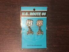 U.S. Route 66 Earings