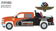 Greenlight 1:64 Indycar Chevrolet Silverado Holmatro Safety Team w/ Equipment