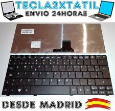 TECLADO PARA PORTATIL Acer Aspire One 722-C52kk EN ESPAÑOL NEGRO