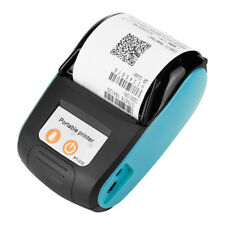 Mini 58mm Wireless Bluetooth Thermal Printer Receipt Bill Ticket Printing POS WY