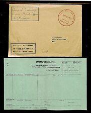 VIETNAM SAIGON 1973 SPEC CV = CANADIAN OBSERVERS = + DOC INSITE   @2