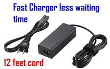 12V Circle Charger Adapter for Step2 Step 2 Power Wheels 6 Six Wheel Toy Cruiser