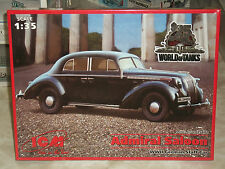 ICM 1/35 Scale Admiral Saloon, WWII German Staff Car  - Factory Sealed