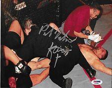 Kimo Leopoldo & Paul Varelans Signed UFC 8x10 Photo PSA/DNA COA UU1996 Autograph