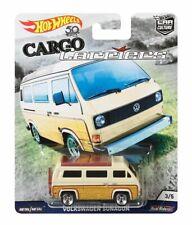 Hot Wheels Cargo Carriers Volkswagen Sunagon Die-Cast Car #3/5 1/64
